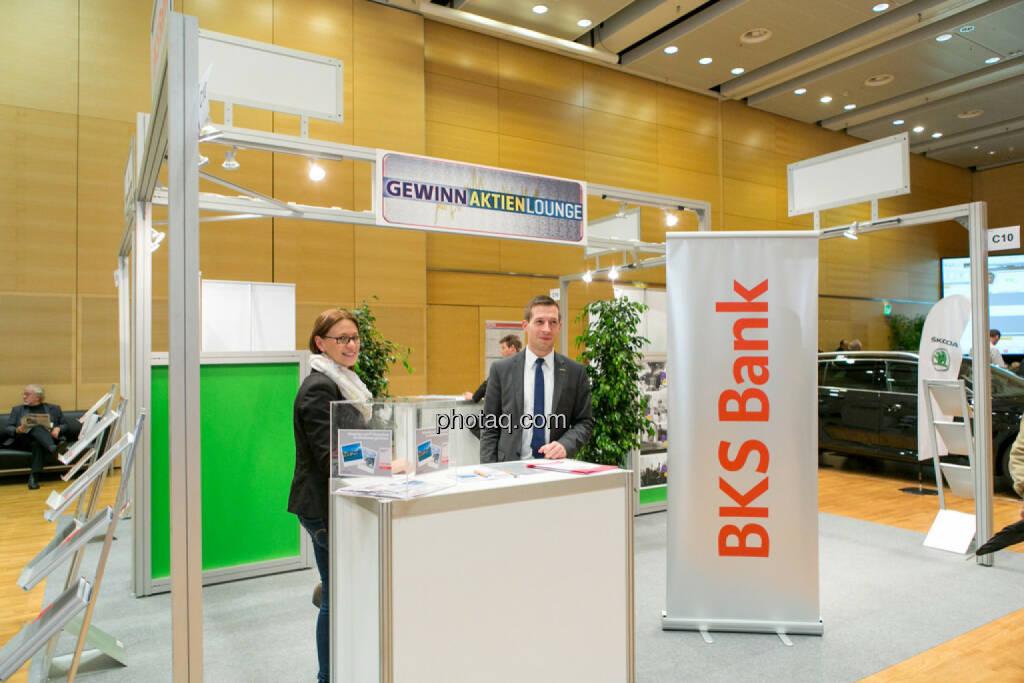 BKS Bank, © Martina Draper/photaq (15.10.2015)