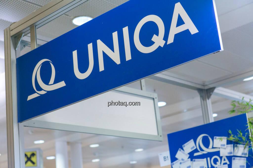 Uniqa, © Martina Draper/photaq (15.10.2015)