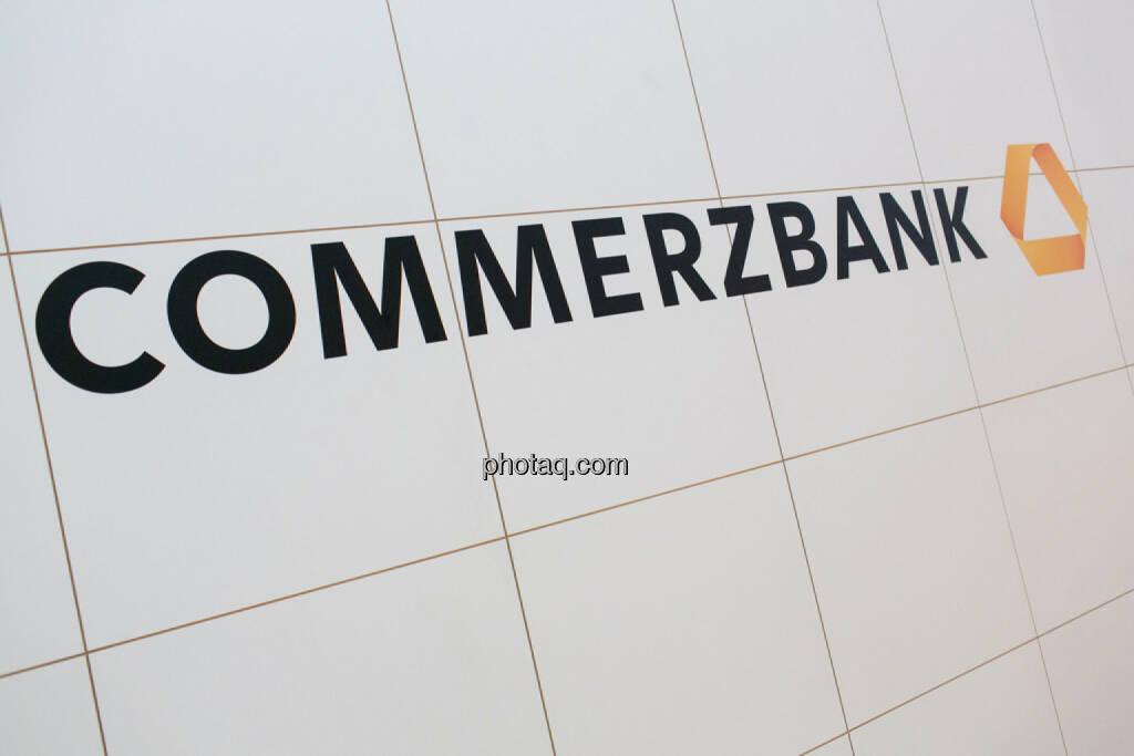 Commerzbank, © Martina Draper/photaq (15.10.2015)