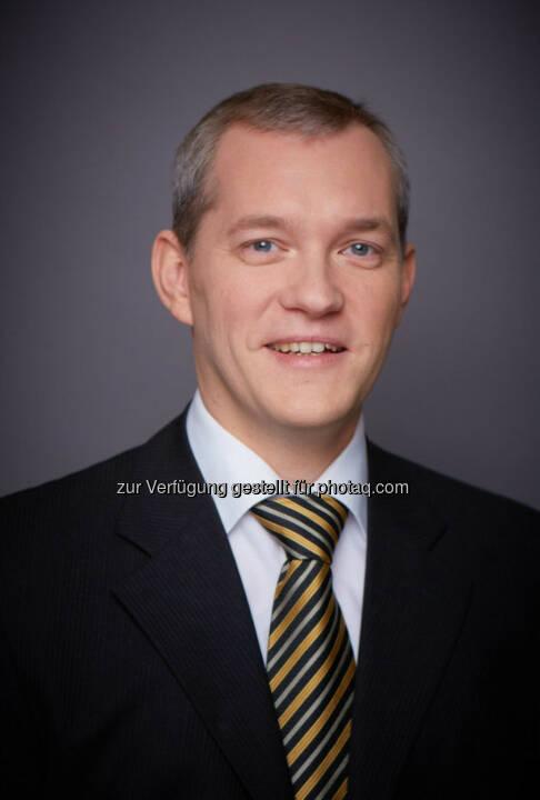 Alexander Barousch : Neuer Medical Director ab 1. November 2015 bei GlaxoSmithKline Österreich : © GlaxoSmithKline Pharma GmbH