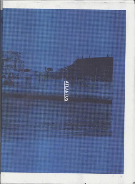Martin Toft - Atlantus, Self published 2015, Cover - http://josefchladek.com/book/martin_toft_-_atlantus, © (c) josefchladek.com (23.10.2015)