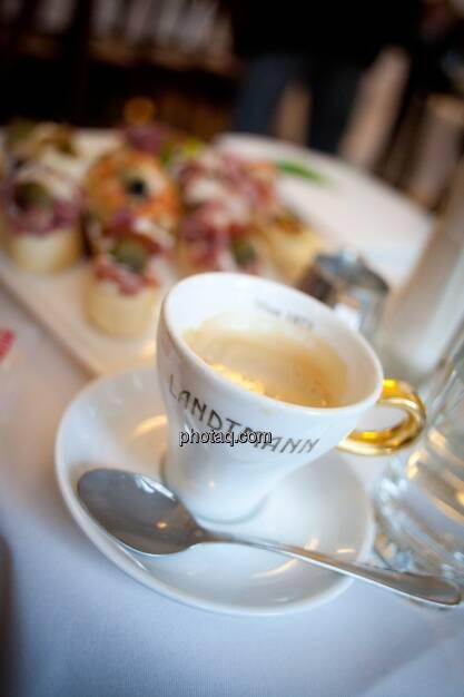 Landtmann, Kaffee (23.10.2015)