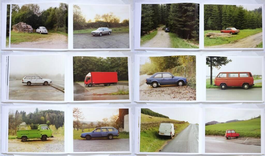 Bernhard Fuchs - Autos, König 2006, Beispielseiten, sample spreads - http://josefchladek.com/book/bernhard_fuchs_-_autos, © (c) josefchladek.com (25.10.2015)