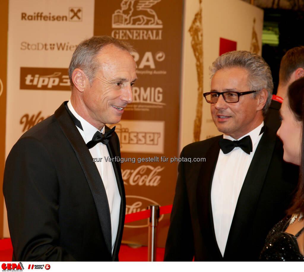 Anton Schutti, Gast : Photo: GEPA pictures/ Hans Oberlaender (30.10.2015)