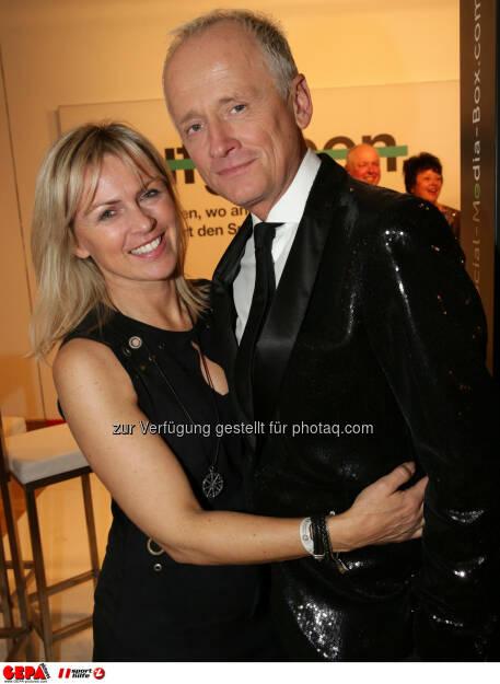 Sabine Marek, Andy Marek : Photo: GEPA pictures/ Walter Luger (30.10.2015)