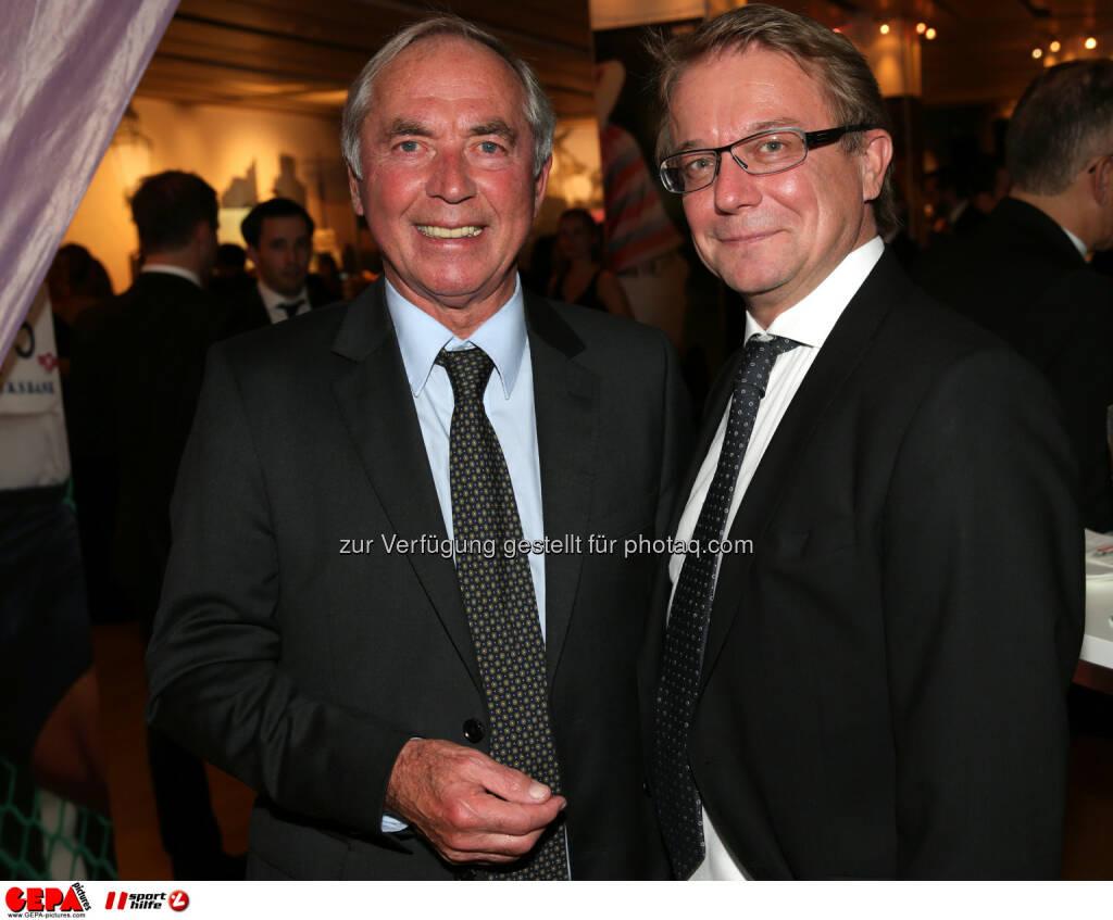 Karl Schranz, Gast : Photo: GEPA pictures/ Walter Luger (30.10.2015)