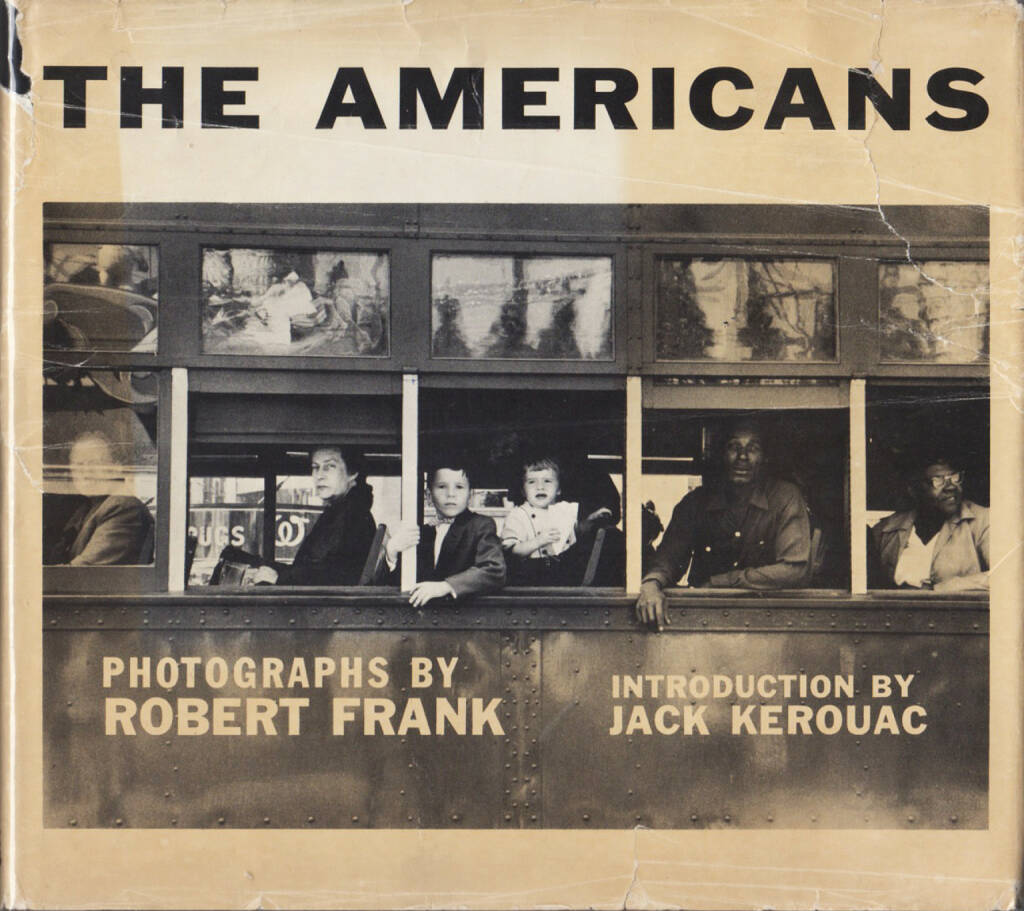 Robert Frank - The Americans, Grove Press 1959, Cover - http://josefchladek.com/book/robert_frank_-_the_americans, © (c) josefchladek.com (01.11.2015)