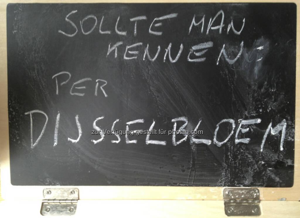 Sollte man jetzt kennen: Eurogruppen-Chef Per Dijsselbloem  (26.03.2013)