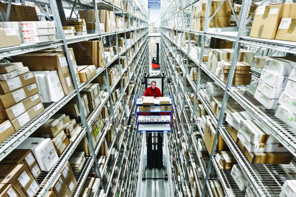 DB Schenker in Österreich: DB Schenker entwickelt zukunftsweisende E-Commerce-Lösung Netlivery (C) DB Schenker, © Aussender (18.11.2015)