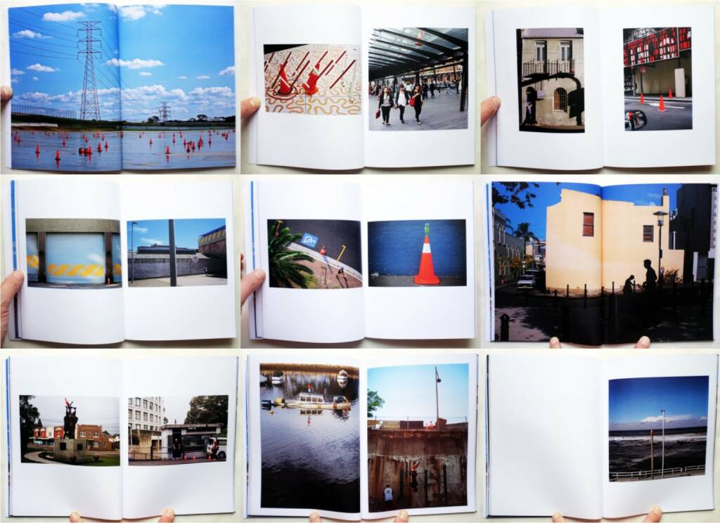 Jon Reid - Predominantly Orange, sharperstill 2011, Beispielseiten, sample spreads - http://josefchladek.com/book/jon_reid_-_predominantly_orange, © (c) josefchladek.com (20.11.2015)