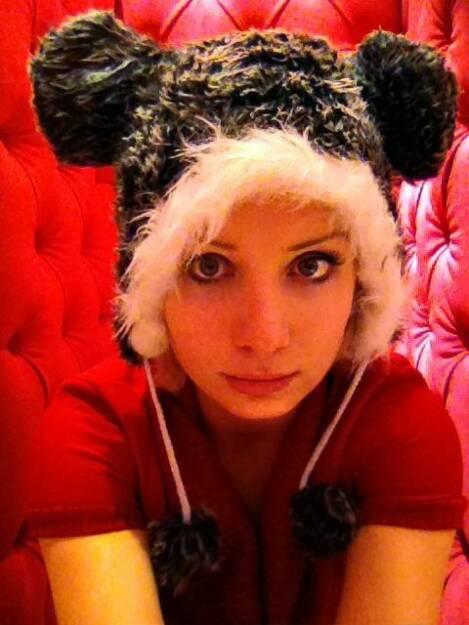 Minnie Maus Disney Julie Böhm, © Aussendung (22.11.2015)