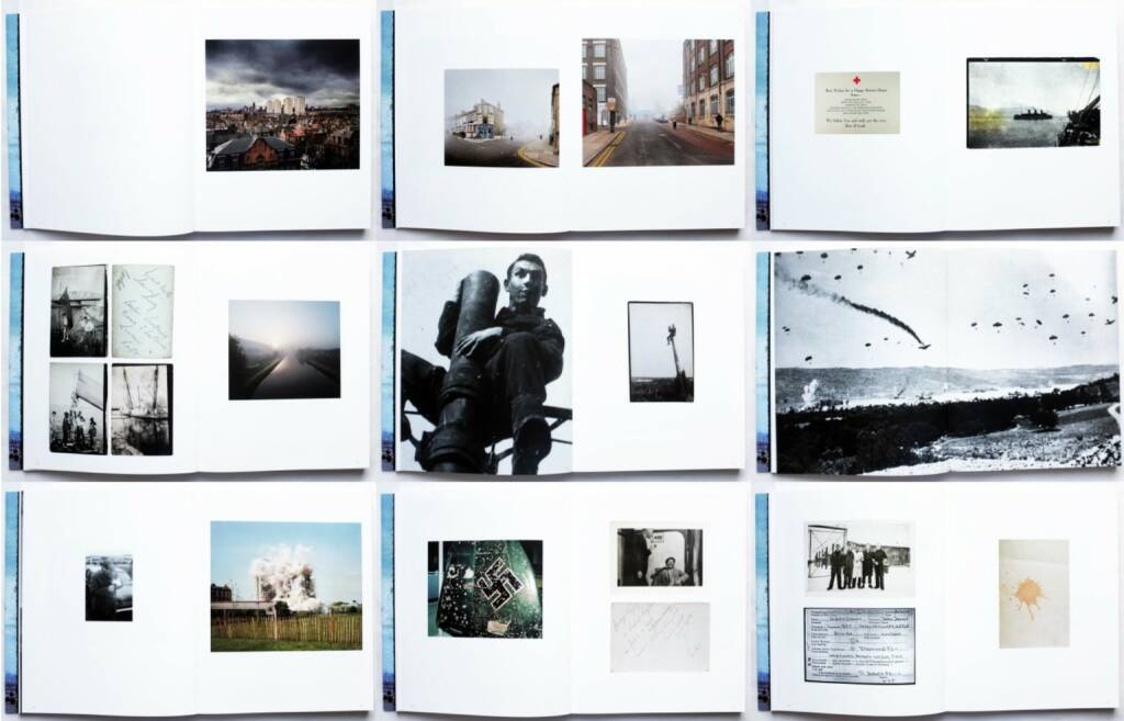Chris Dorley-Brown - The Longest Way Round, Overlapse 2015, Beispielseiten, sample spreads - http://josefchladek.com/book/chris_dorley-brown_-_the_longest_way_round, © (c) josefchladek.com (23.11.2015)
