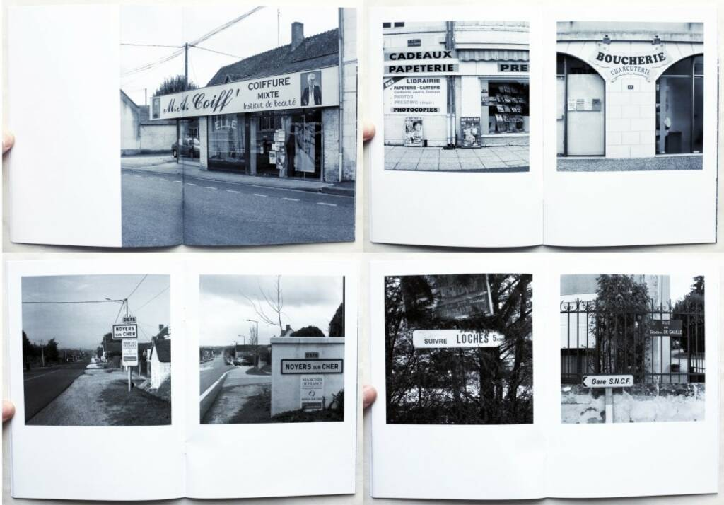 Christophe Le Toquin - Éléments d'une typologie de l'urbanisation contemporaine d'un village français de deux mille huit cent trente neuf habitants - Vol #7, Self published 2015, Beispielseiten, sample spreads - http://josefchladek.com/book/christophe_le_toquin_-_elements_dune_typologie_de_lurbanisation_contemporaine_dun_village_francais_de_deux_mille_huit_cent_trente_neuf_habitants_-_vol_7#image-8, © (c) josefchladek.com (24.11.2015)