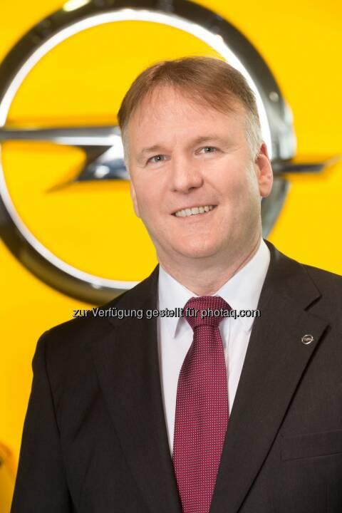 Rudi Spieß (Executive Director, Manufacturing Engineering Europe, Opel /Vauxhall) :  Neuer Aufsichtsrat bei Opel Wien :  Rudi Spieß zum Vorsitzenden gewählt : Fotocredit: Opel Wien GmbH