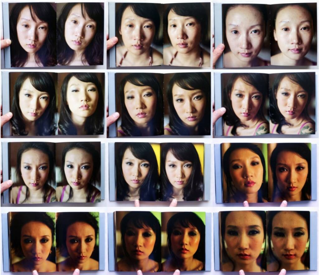 Xu Yong - This Face (徐勇《這張臉》), Culture of China Publication 2011, Beispielseiten, sample spreads - http://josefchladek.com/book/xu_yong_-_this_face_徐勇這張臉, © (c) josefchladek.com (25.11.2015)