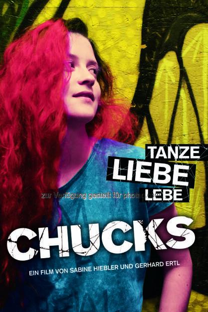 """Cover Chucks für Video on Demand : """"Kino on demand"""" im eigenen Wohnzimmer : Erstmals in Österreich ist ein Film als Video on Demand erhältlich, während er noch im Kino läuft : Fotocredit: Dor Film, © Aussendung (26.11.2015)"""