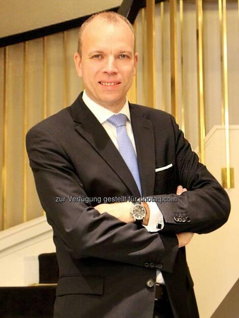 Matthias Welzel ist neuer Hotel Manager im Hilton Vienna Plaza (© Hilton Hotels & Resorts), © Aussender (27.11.2015)