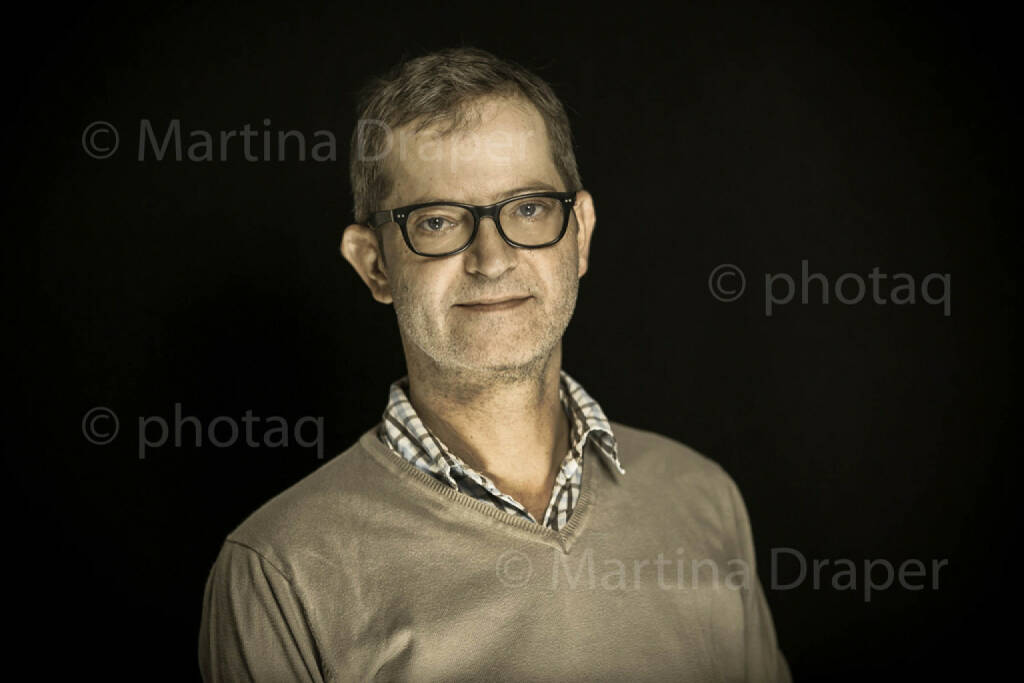 Clemens Haipl (Kabarettist, Moderator) #photaqseries http://photaq.com/series, © Martina Draper/photaq (27.11.2015)