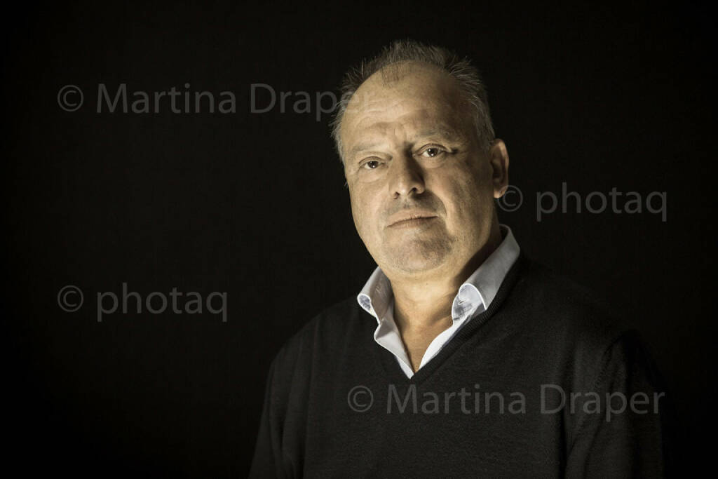 Klaus Schwerdtfeger (Keswick Global) http://photaq.com/series, © Martina Draper/photaq (27.11.2015)