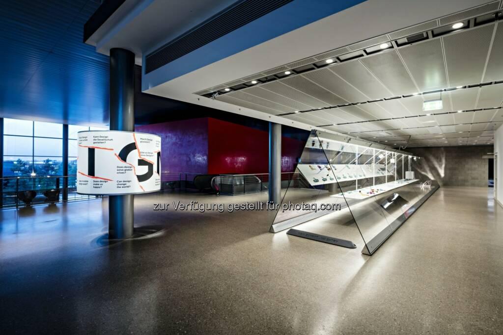 Design Display, Wolfsburg : Autostadt eröffnet neue Ausstellungsreihe zum Thema Design : Fotocredit: obs/Autostadt GmbH/Michael Jungblut, © Aussendung (01.12.2015)