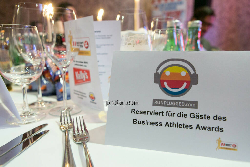 Business Athlete Award 2015, © Martina Draper/photaq (02.12.2015)