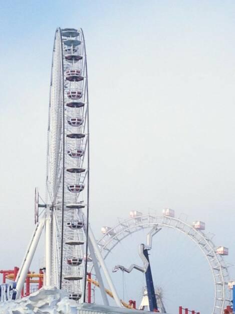 Prater Riesenrad Rollercoaster (06.12.2015)