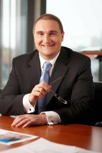 Andreas Segal: Andreas Segal als neuer CFO und stellvertretender Vorstandsvorsitzender der Buwog Group bestellt (C) Buwog, © Aussender (09.12.2015)