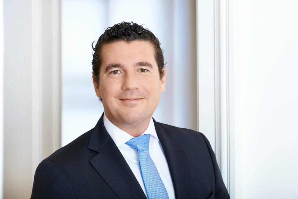 Ivica Kuzmanoski ist in der Zürcher Kantonalbank Österreich AG neues Mitglied im Private Banking Team. (C) Zürcher Kantonalbank, © Aussender (15.12.2015)