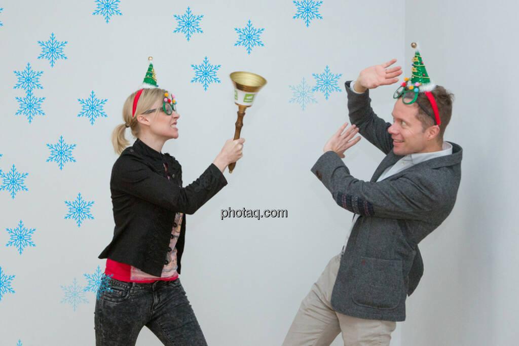 Herzdame Tine Kaltenecker, Martin Watzka, © Martina Draper/photaq (23.12.2015)