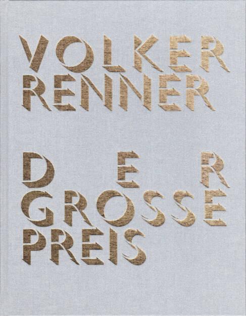 Volker Renner - Der grosse Preis, Textem Verlag 2013, Cover - http://josefchladek.com/book/volker_renner_-_der_grosse_preis, © (c) josefchladek.com (25.12.2015)
