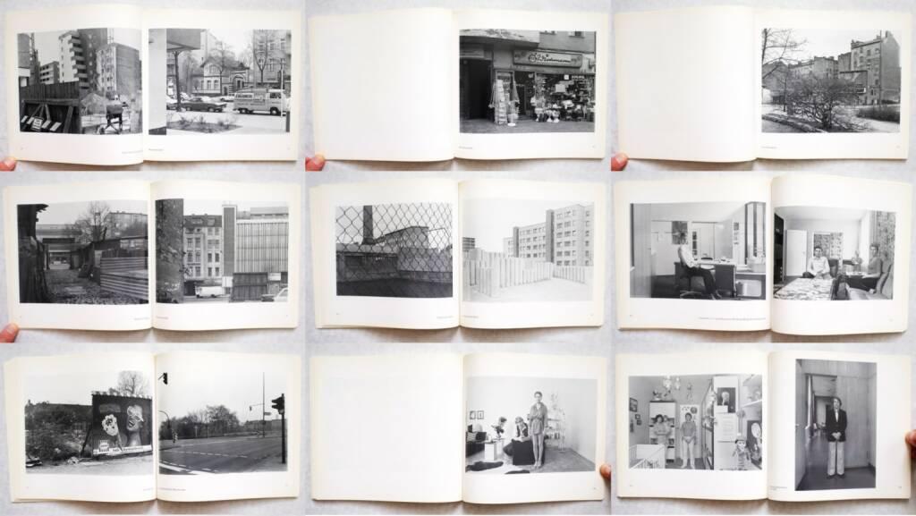 Michael Schmidt - Berlin-Wedding, Galerie u. Verlag A. Nagel 1978, Beispielseiten, sample spreads - http://josefchladek.com/book/michael_schmidt_-_berlin_-_wedding, © (c) josefchladek.com (26.12.2015)