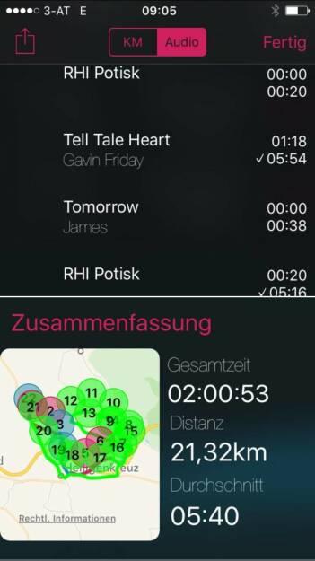 Ein Trail - Halbmarathon mit Börsewissen  (27.12.2015)