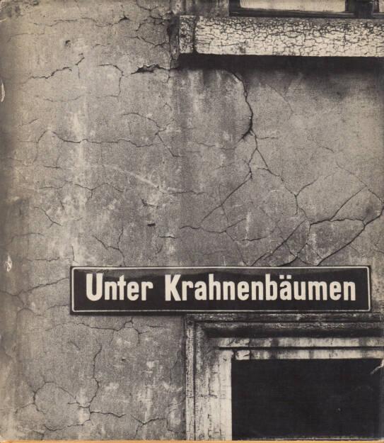 Chargesheimer - Unter Krahnenbäumen (1958) 140-350 Euro, http://josefchladek.com/book/chargesheimer_-_unter_krahnenbaumen, © (josefchladek.com ) (27.12.2015)