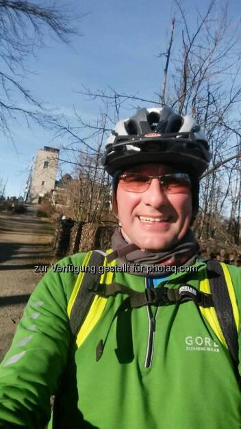 Michael Lagler, Omotion: Biketour zum Lindkogel, © Michael Lagler (28.12.2015)