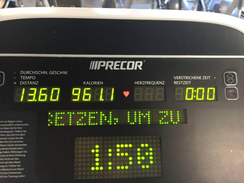 30.12. im Fitinn - 13600m in 60 Min. (30.12.2015)