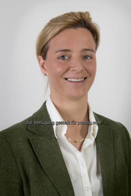 Valerie Brunner neu im Vorstand der Raiffeisen Centrobank. (C) Raiffeisen Centrobank, © Aussender (11.01.2016)
