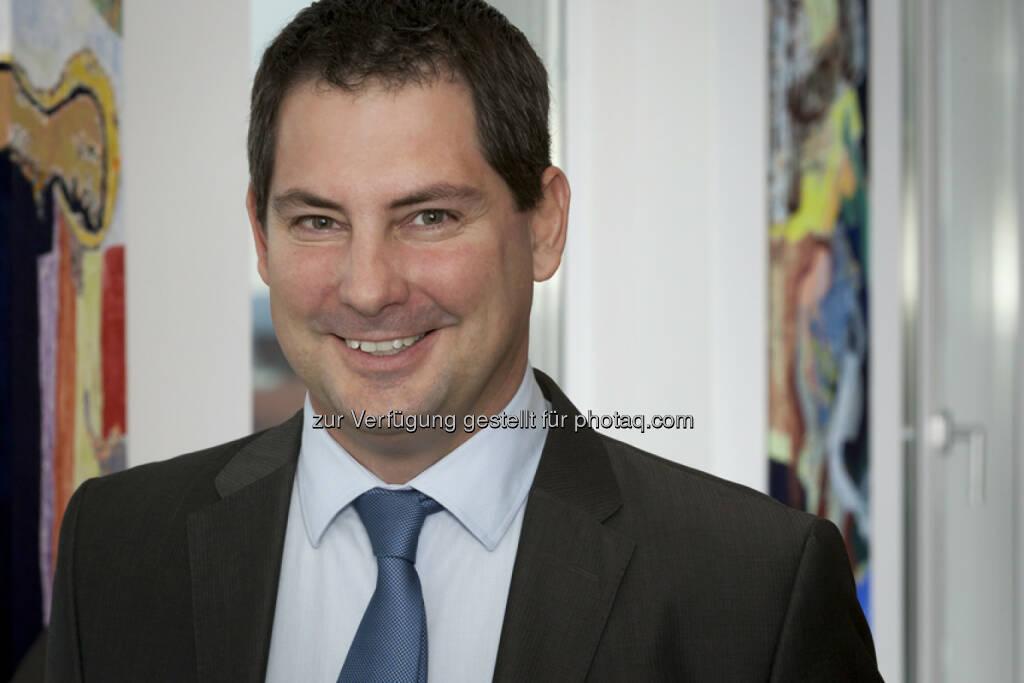 Peter Öhlinger : Neuer Head of Outsourcing im Bereich Business Services von Kapsch BusinessCom : Fotocredit: Kapsch AG/citronenrot OG, © Aussendung (11.01.2016)