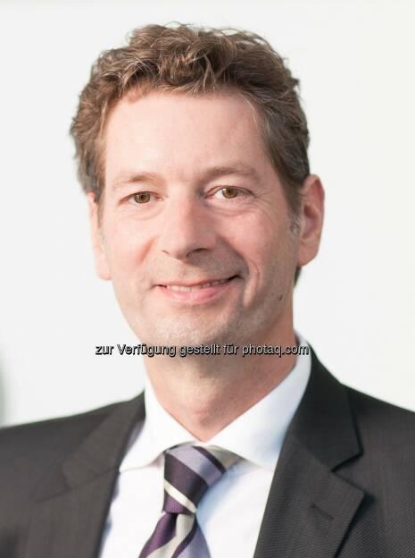 Matthias Baldermann (CTO von Hutchison Drei Austria GmbH) : Seit 1.1.2016  neuer Präsident des Forum Mobilkommunikation : Fotocredit: FMK, © Aussendung (11.01.2016)