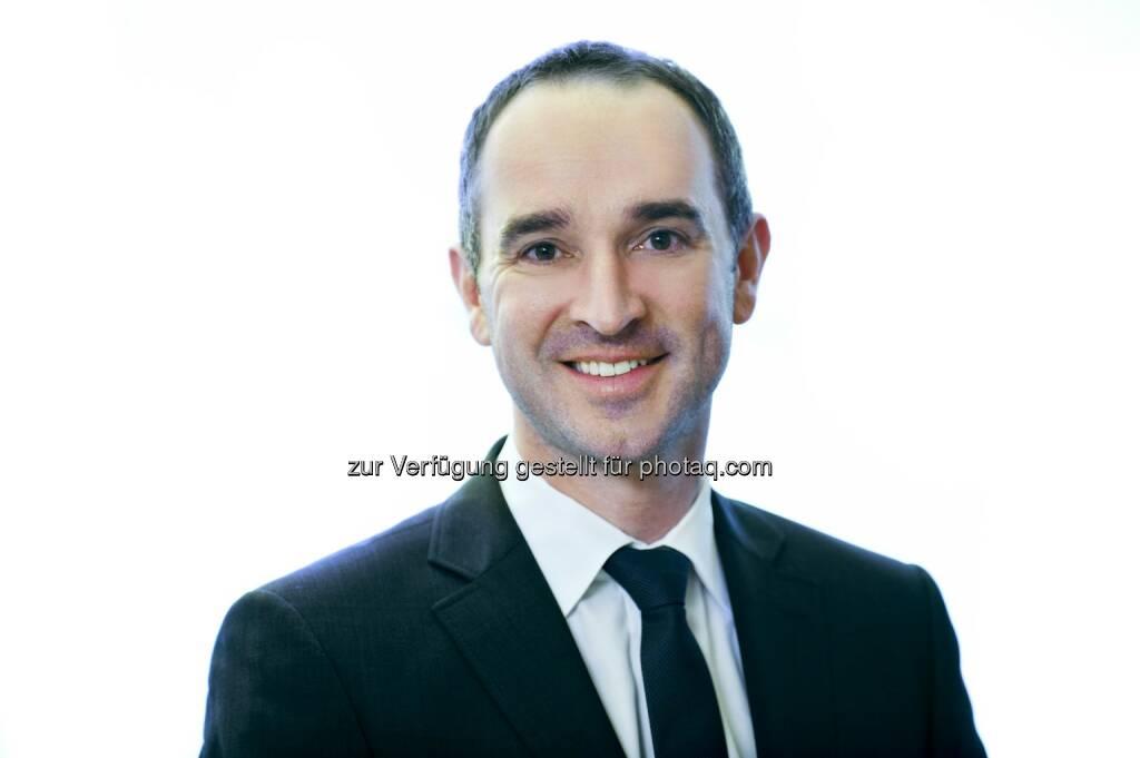 Jürgen Gmeiner : Neuer Landesdirektor der Donau Versicherung in Vorarlberg : Fotocredit: Donau, © Aussendung (14.01.2016)