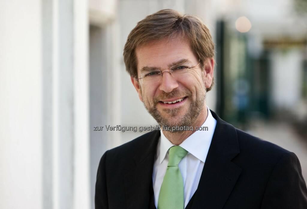 Andreas Zakostelsky: Neuer Generaldirektor der VBV-Gruppe ab 1.4.2016 : Fotocredit: Franz Helmreich, © Aussendung (15.01.2016)