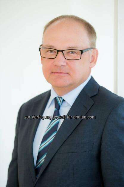 Heinz Wizek, neuer Geschäftsführer des Apotheker-Verlages. (C) Anna Rauchenberger, © Aussender (15.01.2016)