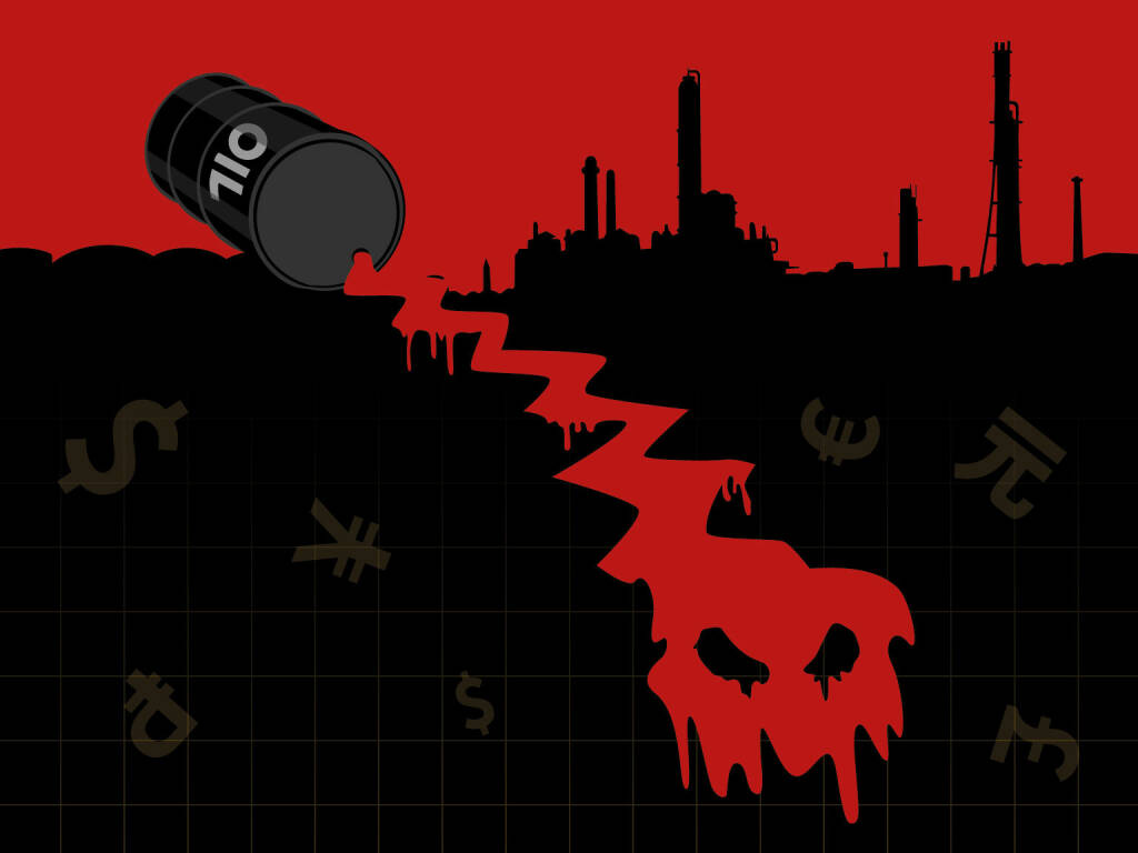 Rohöl, Öl, Preis fällt http://www.shutterstock.com/de/pic-317858678/stock-vector-crude-oil-price-fall-down-abstract-illustration-with-red-leaked-oil-from-barrel-fall-down-form-evil.html, © www.shutterstock.com (20.01.2016)