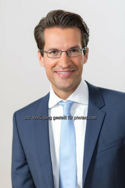 Stefan Szimak leitet neuen Fachbereich für Commercial Underwriting und Customer Services bei Prisma Die Kreditversicherung : Fotocredit: Prisma/Draper, © Aussendung (25.01.2016)