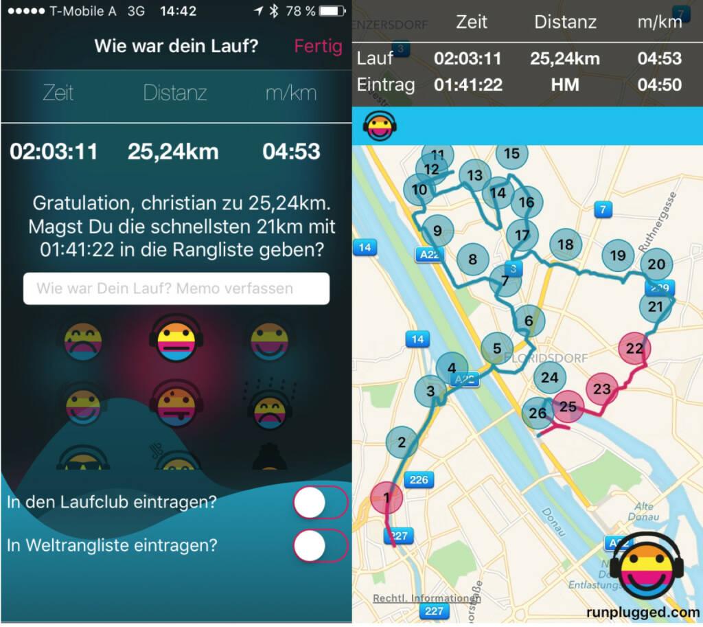 Gelaufen natürlich mit http://www.runplugged.com/app - 25,2k in Pace 4:53 (02.02.2016)