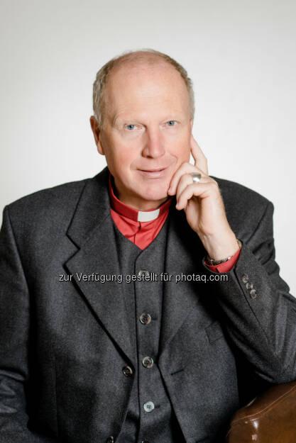 Heinz Lederleitner : Gewählter Bischof der Altkatholischen Kirche Österreichs : Fotocredit: Altkatholische Kirche Österreichs/Bergmann, © Aussender (04.02.2016)