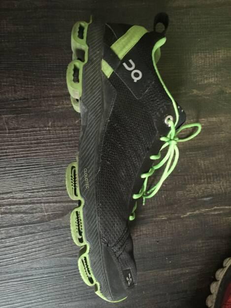 On Cloudtec subjektiv bester Schuh für die längeren Distanzen (05.02.2016)