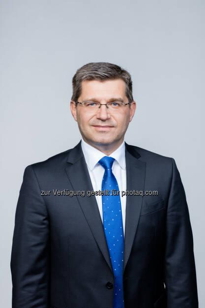 Robert Schweizer ist seit 1. Februar 2016 neuer Landesdirektor der s Versicherung in Wien : Fotocredit: Sparkassen Versicherung AG Vienna Insurance Group, © Aussendung (09.02.2016)