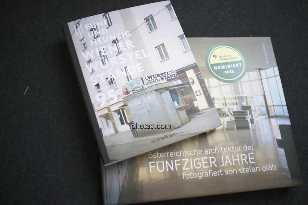 Stefan Olah - Fünfundneunzig Wiener Würstelstände und Österreichische Architektur der Fünfziger Jahre (05.04.2013)