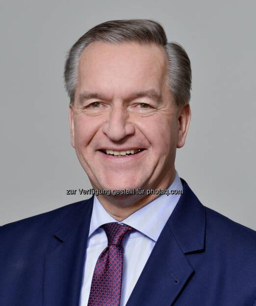 Franz-Josef Reuter (59) ist neuer Head of Public & International Affairs bei zeb : Fotocredit: obs/zeb.rolfes.schierenbeck.associates gmbh, © Aussender (10.02.2016)