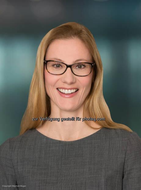 Iris Burgstaller : Neue Partnerin bei Steuerberatungs- und Wirtschaftsprüfungsunternehmen TPA Horwath : Fotocredit: Stephan Huger, © Aussender (11.02.2016)